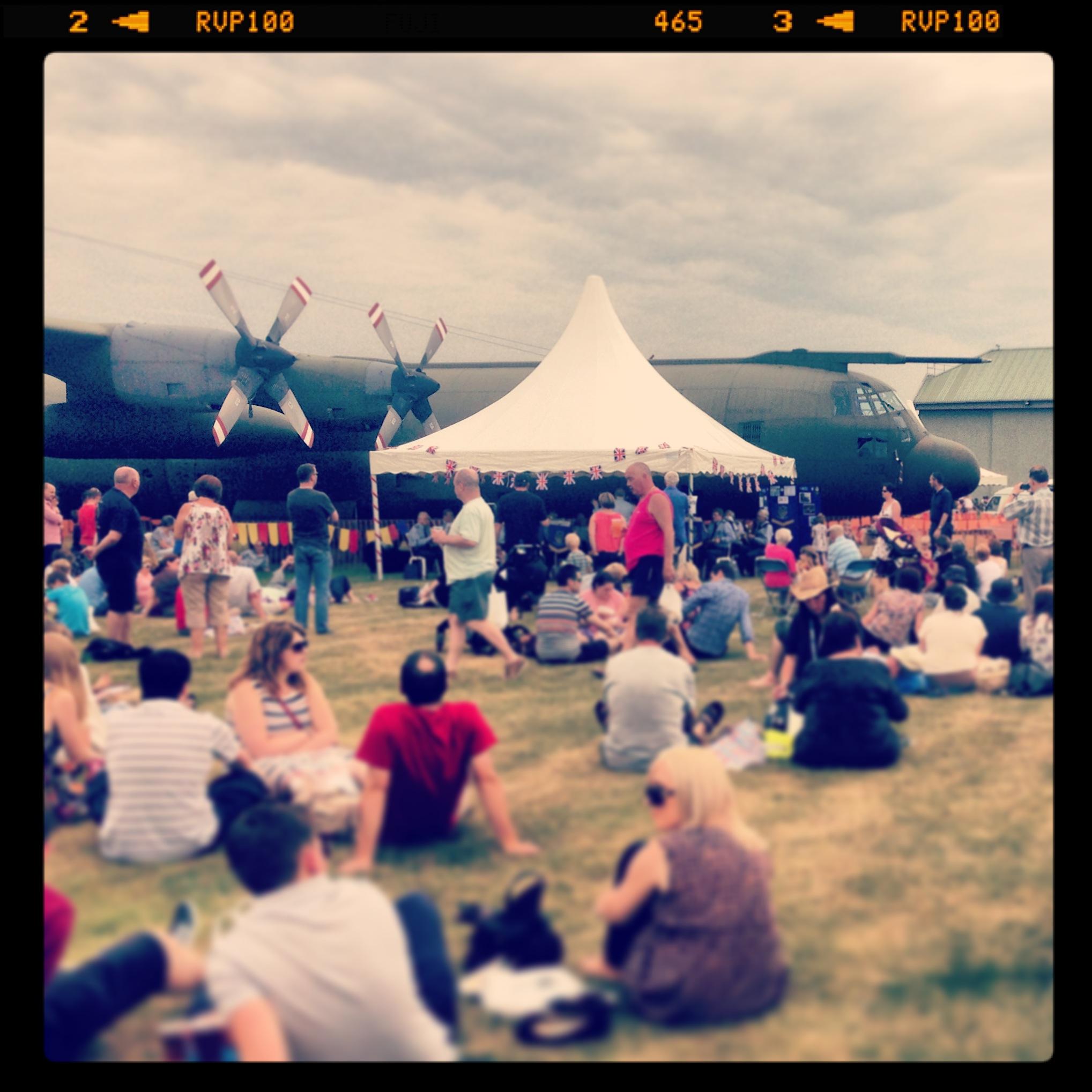 Cosford Food Fair